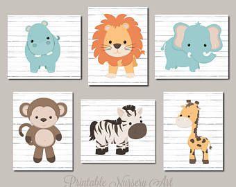 Pin On Animal Theme Nursery Inspiration