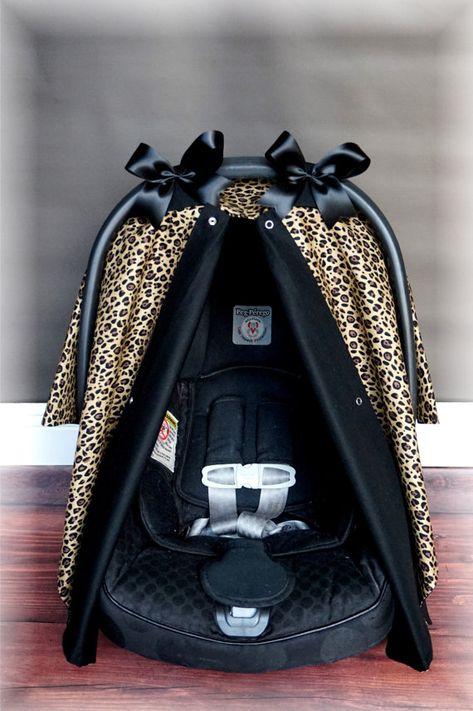 Jaydenandolivia.com  CHEETAH car seat canopy car seat cover leopard by JaydenandOlivia