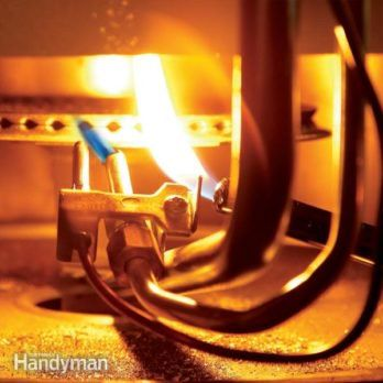 How To Fix A Water Heater Pilot Light With Images Water Heater