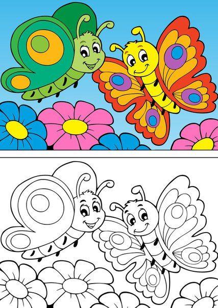 Desenhos De Borboleta Para Colorir Borboleta Desenhos Colorir