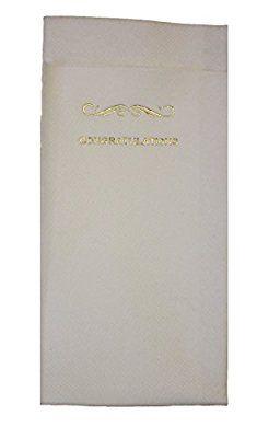20 X Luxus Airlaid Papier Servietten 40 X 40 Cm Besteck Falz Congratulations Gold Amazon De Kuche Haushalt Falzen Papier Besteck