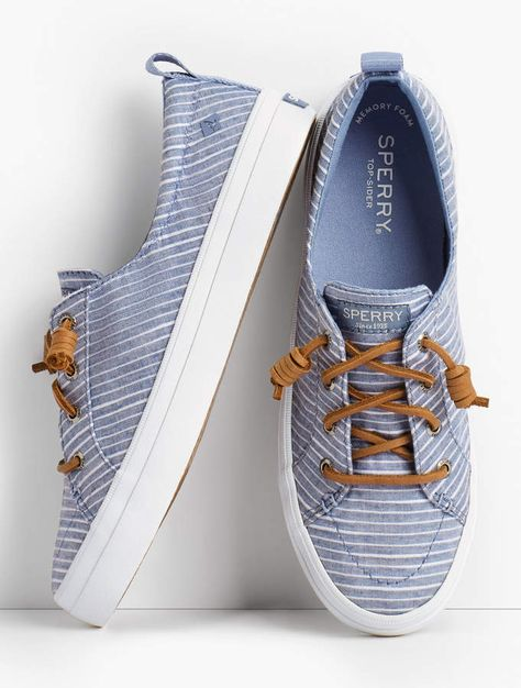 SPERRY Womens Crest Vibe Chambray