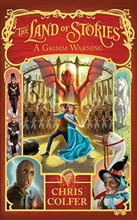 Epub A Grimm Warning Book 3 Land Of Stories Author Chris