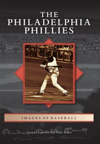 The Philadelphia Phillies (Images of Baseball) by Seamus Kearney. Save 22 Off!. $17.19. Author: Seamus Kearney. Publisher: Arcadia Publishing (April 18, 2011). Series - Images of Baseball