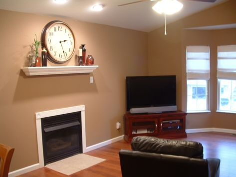 Living Room Color With Dark Furniture Choice For My
