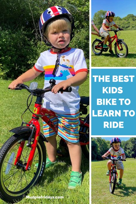 The Best Kids Bike To Learn To Ride - mudpiefridays.com