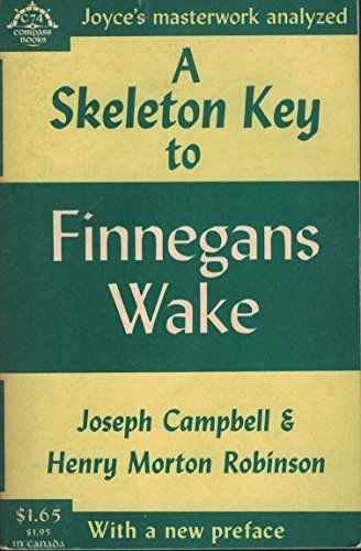 A Skeleton Key to Finnegans Wake:... book by Joseph Campbell ...