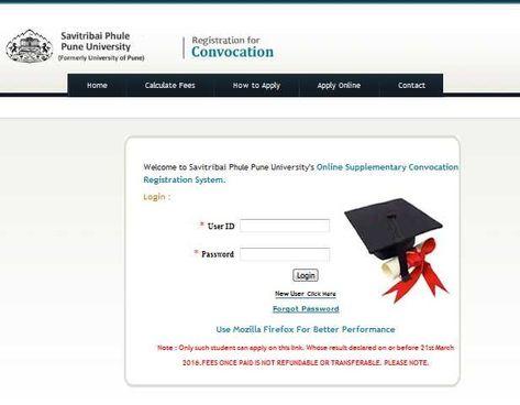 Convocation Pune University
