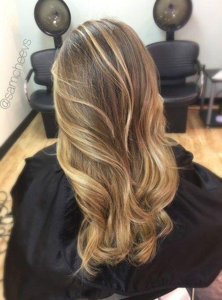 37 New Ideas Hair Brown Blonde Sun Kissed Blonde Balayage Dark