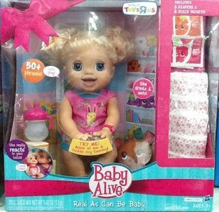 2008 Hasbro Baby Alive Learns To Potty Doll Eats Talks On Popscreen In 2020 Baby Alive Baby Alive Doll Clothes Baby Alive Dolls