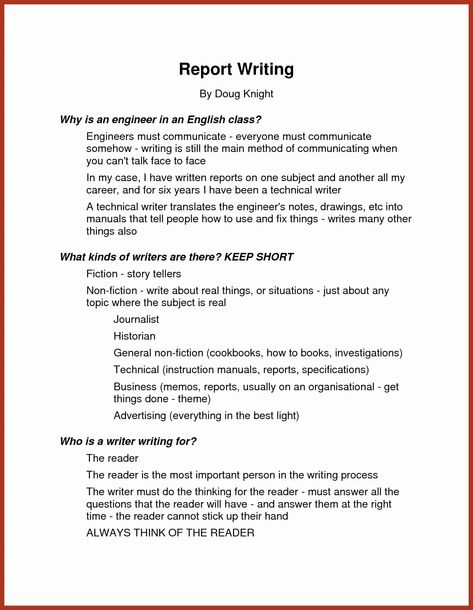 Sample Police Report Writing In 2020 Report Writing Template