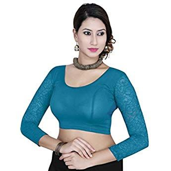 a51da9440 Abhi Women's Cotton Sleeveless Blouse (jmd1940_B1, Black, Medium):  Amazon.in: Clothing & Accessories