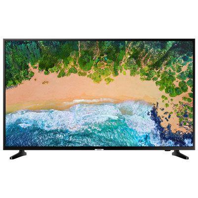 Samsung 75 4k Uhd Hdr Led Tizen Smart Tv Un75nu6900fxzc Smart