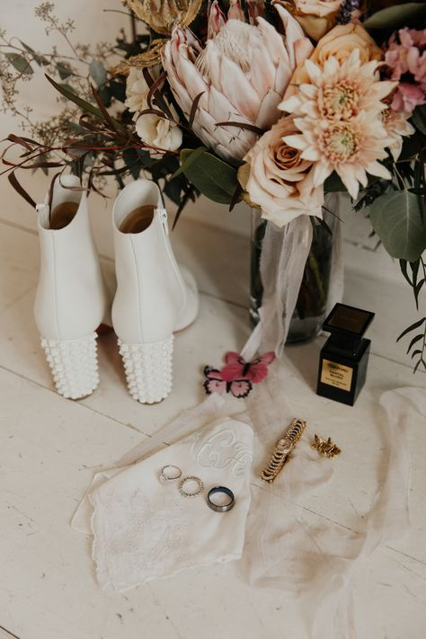 We're in Awe of This DIY Butterfly-Inspired White Sparrow Barn Wedding Wedding Boots, Boho Wedding, Wedding Day, Dallas Wedding, Boho Bride, Wedding Dreams, Unique Diamond Engagement Rings, Vintage Engagement Rings, Diamond Rings