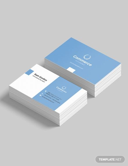 Graduate Student Business Card Template Word Psd Apple Pages Illustrator Publisher Student Business Cards Medical Business Card Business Card Design Simple