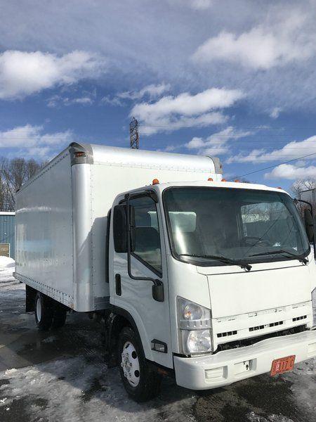 2009 Isuzu NPR 16′ Morgan Box Truck Low Miles | New