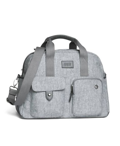 4bb9bc4792d3 Bowling Style Changing Bag with Bottle Holder - Skyline Grey