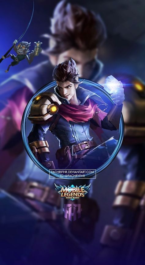 Wallpaper Phone Claude Partners In Crime By Fachrifhr Mobile Legend Wallpaper Miya Mobile Legends Anime Mobile Deviantart iphone wallpaper anime