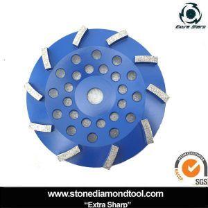 Hot Item 180mm Diamond Cup Wheel Angle Grinder Cup Wheel Angle Grinder Polish Floor Engineered Stone