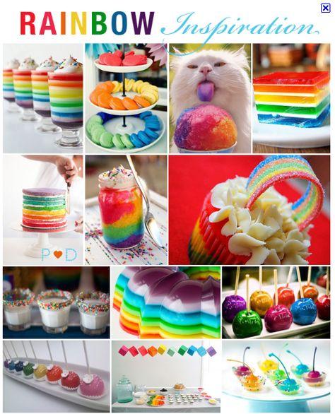 Un birthday party coloré