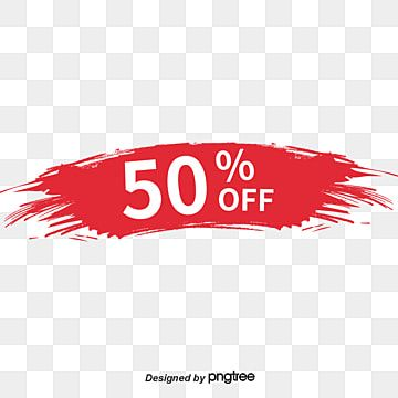 Red Half Price Reduction Five Fold Discounted Png Picture Png Transparent Clipart Image And Psd File For Free Download In 2020 Clip Art Price Reduction Red Background