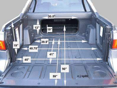 Tacoma Bed Size Ideas Subaru Baja Subaru Best New Cars