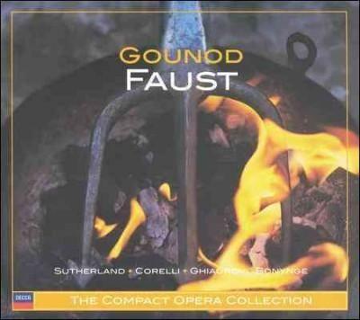 Joan Sutherland - Gounod:Faust
