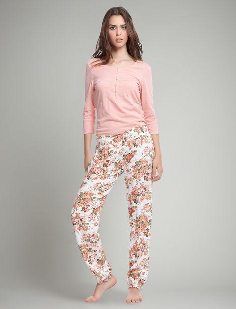 women'secret | Lencería nuevo | Long pyjama