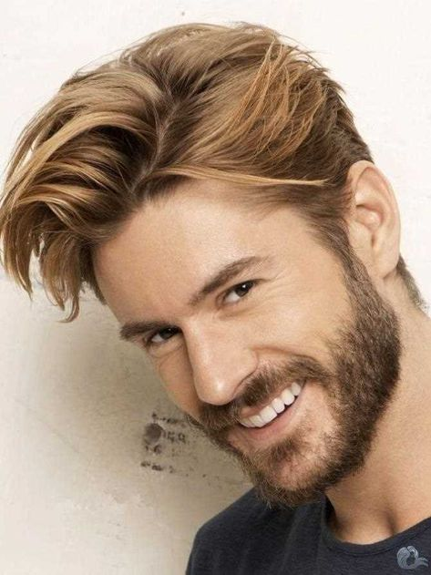 Beste 30 Frisuren Fur Manner Mit Barten 2020 Frisuren Lange