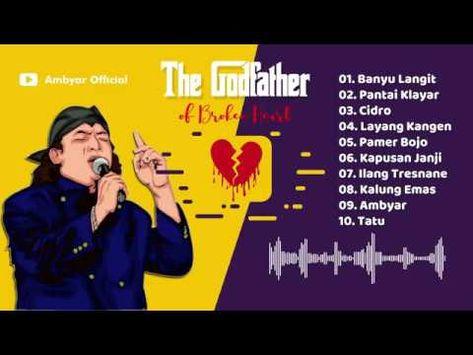 Top 10 Didi Kempot Full Album Terpopuler Didi Lagu Populer