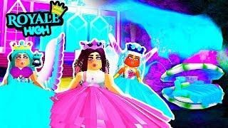 High School Dorm Life Roblox Get 1 Robux I Found Mermaid Secret Dorms In Royale High New Castle Update Royal High School Roblox Roleplay Roblox Roleplay Play Roblox