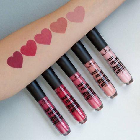 100% genuine united kingdom promo codes cliomakeup-rossetti-essence-top-team-1-matt-liquidi | Makeup ...