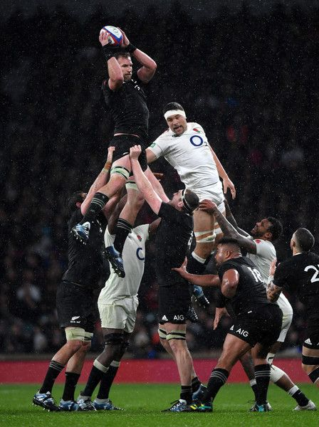 Kieran Read Photos Photos England Vs New Zealand Quilter International New Zealand Rugby All Blacks Rugby Players
