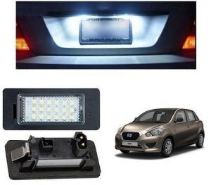 Datsun Go Car License Plate Light Price 300 Car Accessories