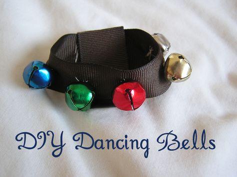 DIY Dancing Bells