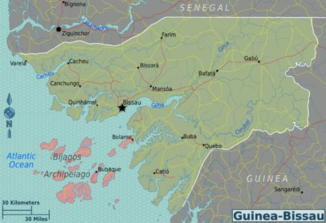 Best GuineaBissau Portugal Images On Pinterest - Guinea bissau clickable map