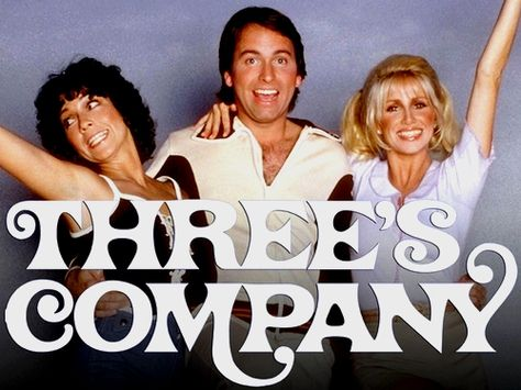 threes company one of the funniest, best sitcoms ever c: