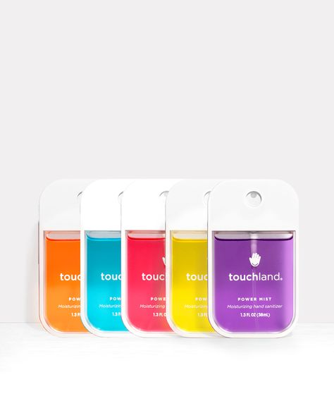 Family 5 Pack Hand Sanitizer Moisturizer Sanitizer