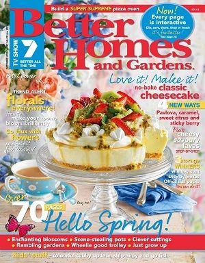 Better Homes Gardens December 2013 magazines magsmoveme http