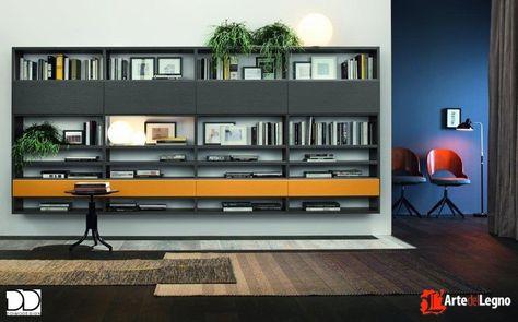 Arredamenti soggiorno moderni Doimo Design a roma - L\'Arte ...