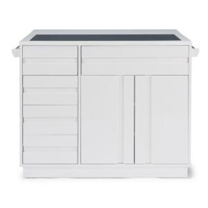 Homestyles Linear White Kitchen Island With 2 Bar Stools And Drop Leaf 8000 948 The Home Depot White Kitchen Island Black Kitchen Island White Kitchen