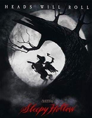 Sleepy Hollow Packaging May Vary Casper Van Dien Christina Ricci Johnny Depp Movi Sleepy Hollow Movie Sleepy Hollow Sleepy Hollow Johnny Depp