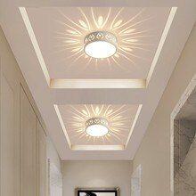 Luminaire De Plafond En Aluminium 3 W