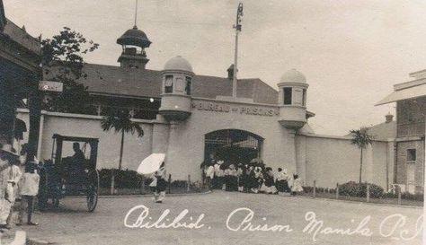 Bilibid Prison, Manila, 1905 | Philippine architecture