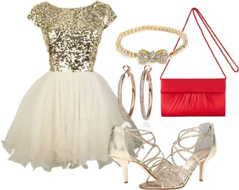Dama look for Old Hollywood Quinceanera Theme, myperfectquince.com