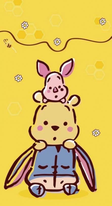 Super Drawing Kawaii Disney 40 Ideas Kawaii Disney Winnie The Pooh Drawing Cute Winnie The Pooh