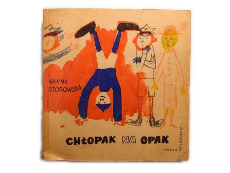 Chlopak A Opak Hanna Ozogowska 7158556251 Oficjalne Archiwum Allegro Hanna Allegro
