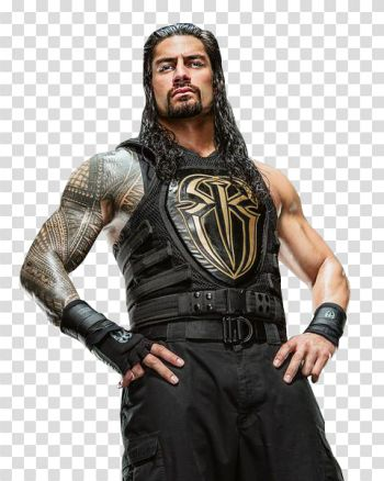 Roman Reigns Png Image With Transparent Background Png Images Guerreiro
