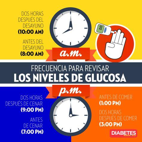 valores normales glucosa sangre 2 horas despues comer