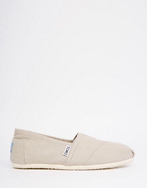 TOMS Schuhe grau | Online shop kleidung, Asos mode und Mode